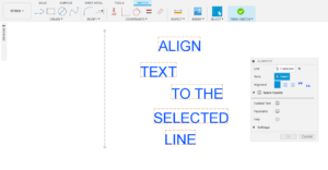 2 Select the line